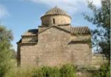 Η Βυζαντινή Εκκλησία του Αγίου Δημητριανού του Ανδριδιώτου